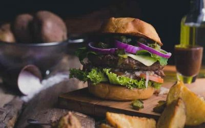 my Wirtshouse Burger